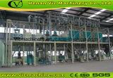 Maquinaria recomendada fabricante do processo de produção da farinha do milho 30TPD