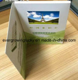 7.0inch LCDスクリーンのギフト、昇進、広告のためのビデオ挨拶状