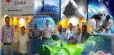 2016 comitato solare semi flessibile fotovoltaico della pellicola sottile di alta qualità 100W Sunpower