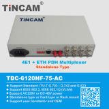 4e1 PDH Multiplexer 120ohm AC220V