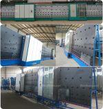 Maquinaria de vidro isolada vertical