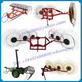 Machine de râteau de foin d'instrument de ferme pour le tracteur de la JM