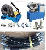Draht-umsponnener hydraulischer Gummischlauch en-853 2sn SAE 100r2at