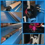 Máquina de alta velocidade gravura a água-forte da estaca da madeira compensada