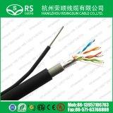 Cat5e ftp-im Freien Massen-Ethernet-Doppelkabel-Antenne mit Kurier