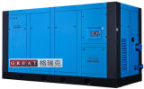 Compresseur de vis de rotor de fer et de jumeau d'utilisation d'usine en acier (TKL-560W)