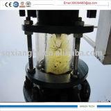 Planta de destilação usada 15tpd do petróleo da refinação de petróleo do motor da pressão negativa