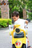 De Rit van de Batterij van de baby op de Fiets van de Motor
