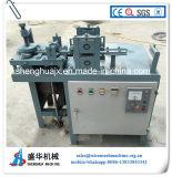 Máquina do engranzamento do arame farpado da lâmina (nove tiras)