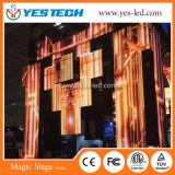 Módulo original do indicador de diodo emissor de luz da cor cheia do projeto da estrutura