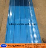 Pre-Painted лист крыши трапецоида PPGI/PPGL стальной