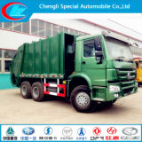 Camion comprimé de compacteur d'ordures des prix de camion d'ordures de Sinotruk de camion d'ordures de vente directe d'usine bon