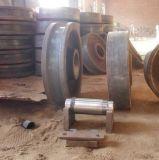 Getto Steel Wheel per Drying Kiln
