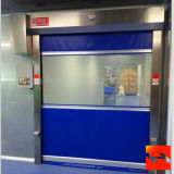 Food Factory The Conveyor Automatic Rapid Roller Shutter Door