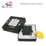Leitor de cartão sem contato portátil do USB RFID de ID/IC-Micro 13.56MHz