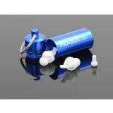 L'ergonomia Pronto-Misura le spine di orecchio di gomma della peluche con il filtro