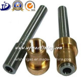 Soem-Präzision CNC-drehenteile, die Teile mit CNC-Mitte prägen