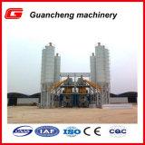 Máquina de procesamiento por lotes por lotes concreta Hzs90 de la planta de la capacidad grande