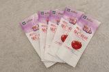Bolso cosmético del empaquetado plástico de los productos de Wetwipes de los tejidos