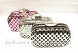 Diamant-Ineinander greifen-Frauen-Handtasche, Partei Eveningbag