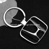Divers trousseaux de clés en métal de logo de véhicule