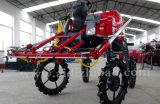 Pulverizador automotor do crescimento da névoa do TGV do tipo 4WD de Aidi para o campo de almofada e a exploração agrícola enlameada