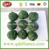 IQF Frozen Chopped Spinach Ball
