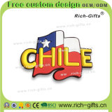 Andenken-Förderung-Geschenke Belüftung-Kühlraum-Magnet-Markierungsfahne von Chile (RC-CE)