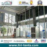 Condizionatore d'aria della tenda per gli eventi esterni della festa nuziale