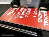 Напольная индикация Corrugated пластичное Corflute подписывает знамена доски