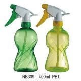 300ml Пластичная бутылка спрейера пуска для чистки дома (NB307)