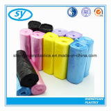 Tägliches Gebrauch Wegwerf-HDPE-LDPE-Plastikabfall-Beutel