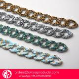 스페셜은 패션 악세사리 열쇠 고리 사슬 부대 사슬 공 Chainschain 중요한 형식 사슬 키를 사슬로 맨다