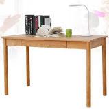 販売の熱い灰の木製の調査の机のコンピュータ表の研究室簡単な様式の机(M-X2011)