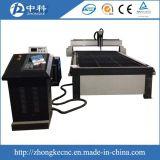 Machine de découpage de plasma de commande numérique par ordinateur de tôle d'acier