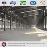 Prefab Multi мастерская стальной структуры пяди