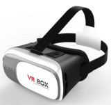 2ND Generation 3D Vr Box II 2.0 3D Glasses Vr Virtual Reality+Bluetooth Controller