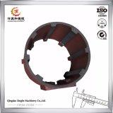 Cubierta concreta del motor eléctrico del bastidor del servicio de encargo de la fabricación
