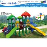 Venta caliente Jungle Style Zona de juegos al aire libre para la Infancia (HD-4402)