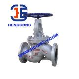 Нормальный вентиль фланца уплотнения Bellow Steel/316 API/DIN нержавеющий