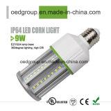 economia de energia longa da vida 9W na luz ao ar livre do milho do diodo emissor de luz E27/E26/G24