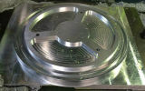 Metallhohe Präzision CNC-Teile
