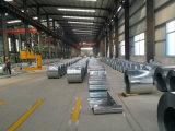 Materiale d'acciaio galvanizzato della lamiera di acciaio del tetto Gi/della bobina (0.125--1.0mm)