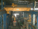 Grue de pont en poche d'usine en acier avec la qualité à vendre