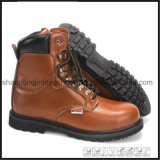 Mens продают ботинки оптом работы большого части Каролины ботинок работы кожаный ботинок работы наглые