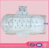 Pañal higiénico de alta calidad desechable de alta absorción