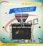 Cinematografo ambulante del simulatore di Vr del plotone di Vr del simulatore della piattaforma dello spazio infinito di Vr