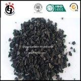 Carbón activado usado que recicla el equipo