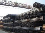 Tubo redondo de acero del edificio caliente de la venta del mercado de África
