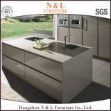 N & L Modern High Gloss UV Kitchen Cabinet